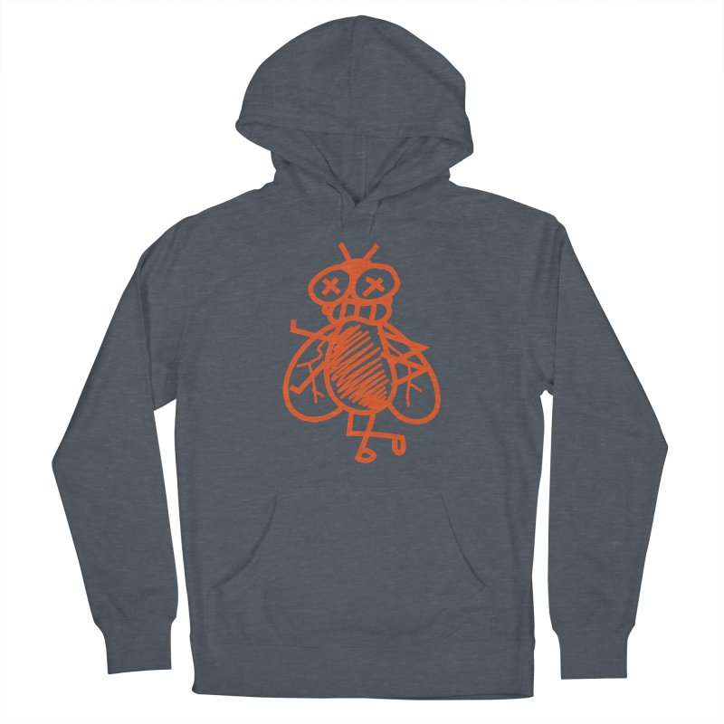 The Fly Women's French Terry Pullover Hoody by libedlulo