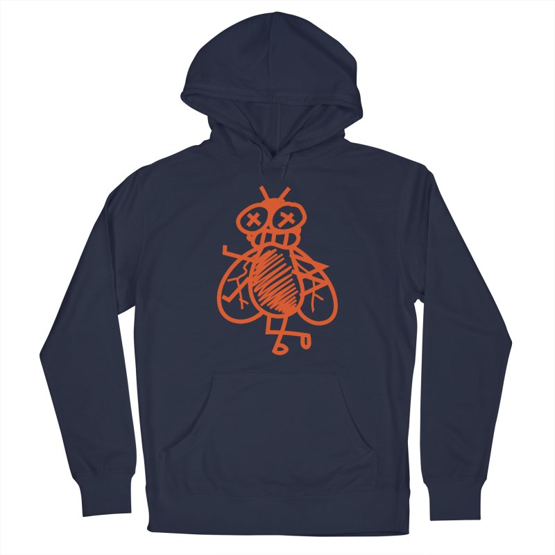 The Fly Men's Pullover Hoody by libedlulo