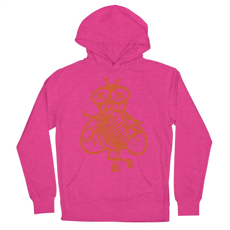 The Fly Men's French Terry Pullover Hoody by libedlulo