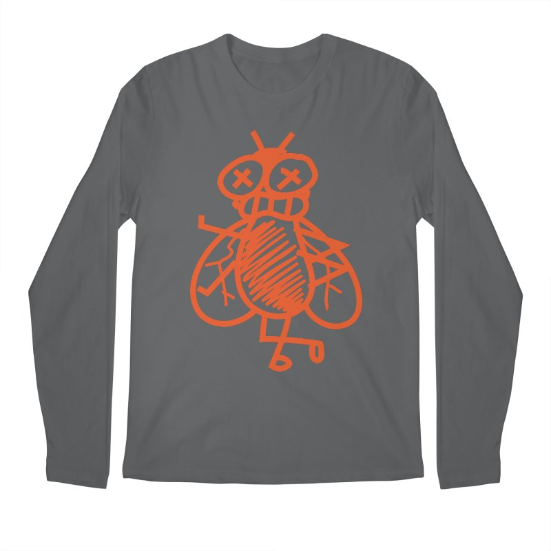 The Fly Men's Longsleeve T-Shirt by libedlulo