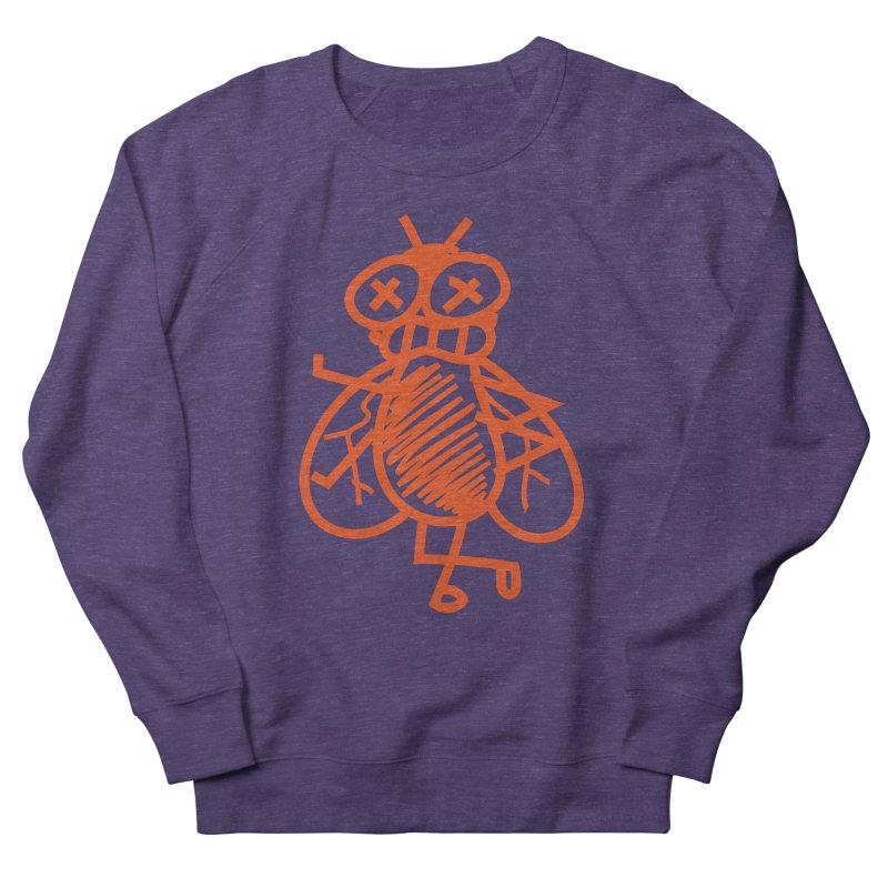 The Fly Women's French Terry Sweatshirt by libedlulo