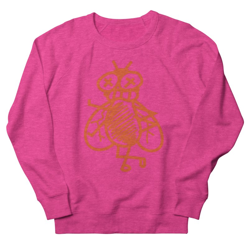 The Fly Men's French Terry Sweatshirt by libedlulo