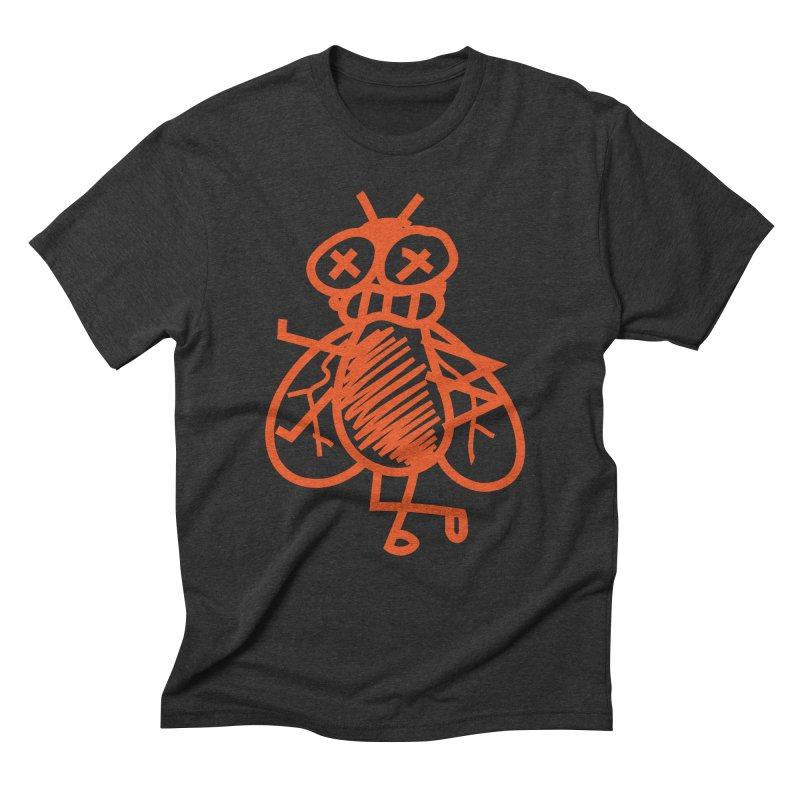 The Fly Men's Triblend T-Shirt by libedlulo
