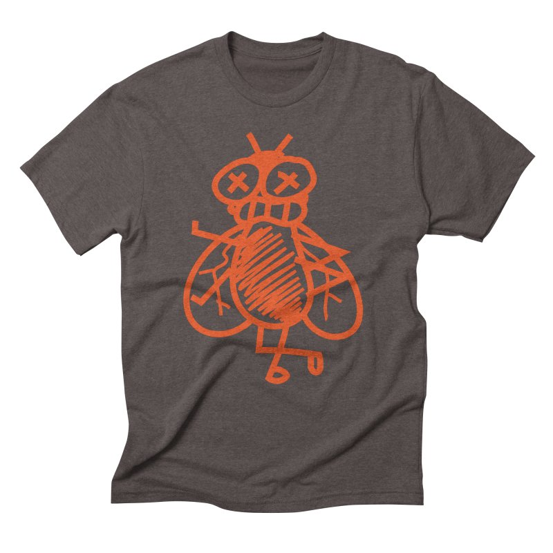 The Fly Men's T-Shirt by libedlulo