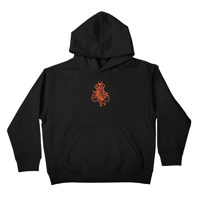 The Fly Kids Pullover Hoody by libedlulo