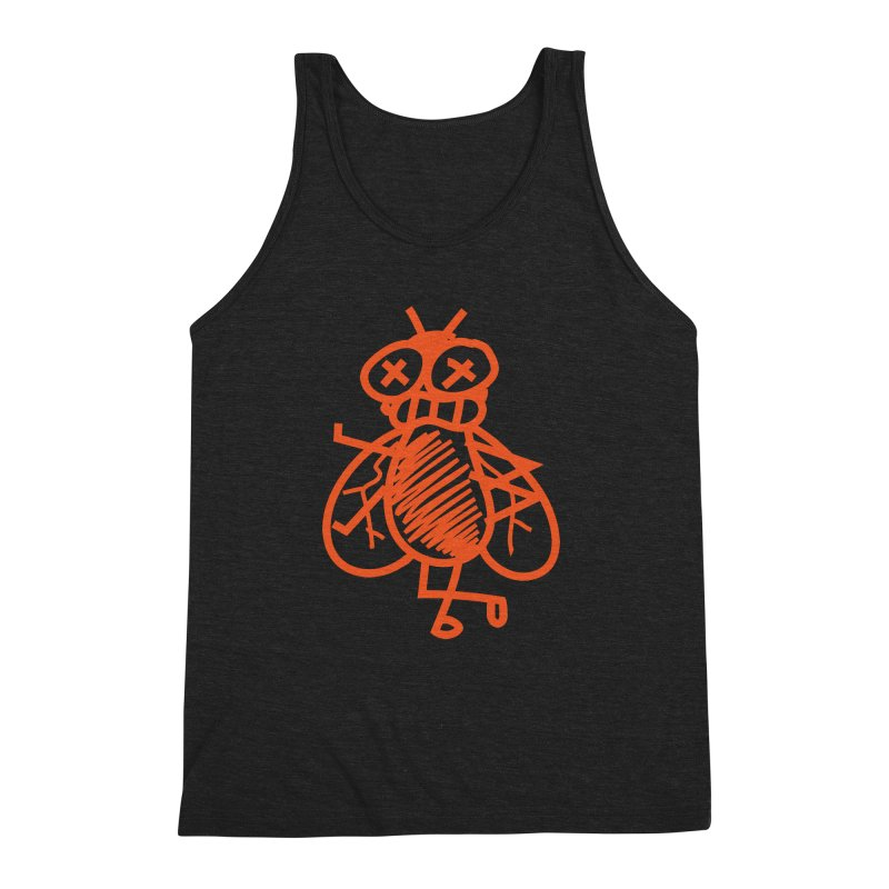 The Fly Men's Triblend Tank by libedlulo