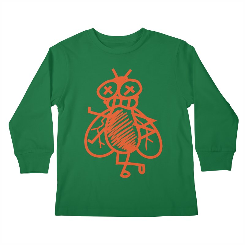 The Fly Kids Longsleeve T-Shirt by libedlulo