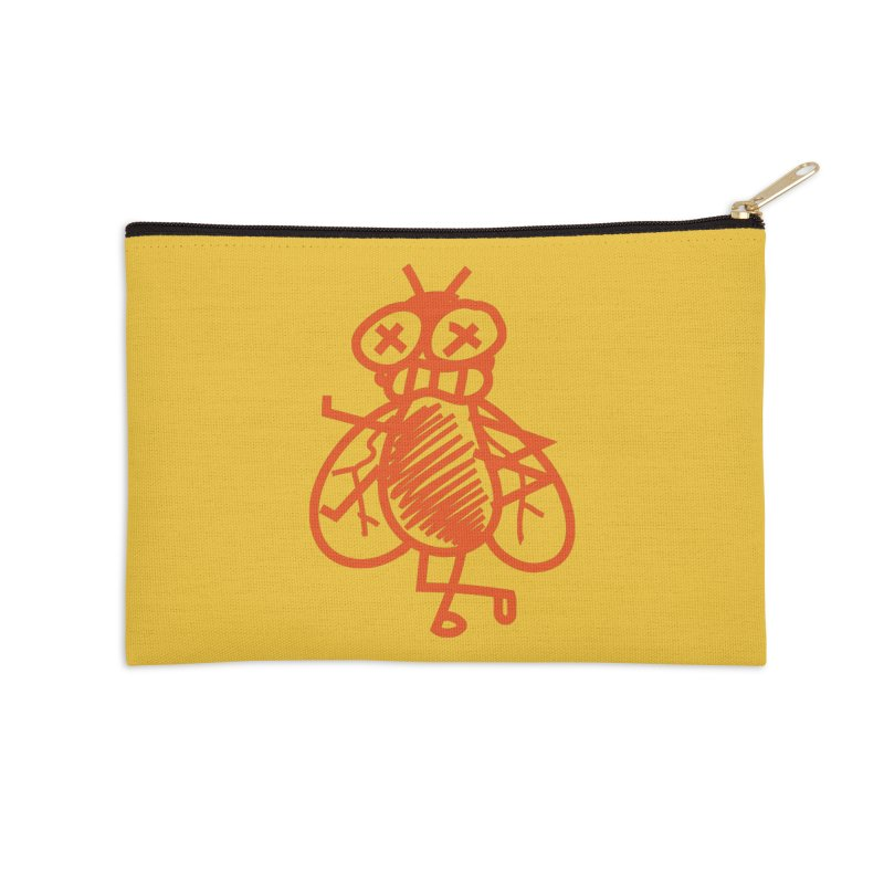 The Fly Accessories Zip Pouch by libedlulo