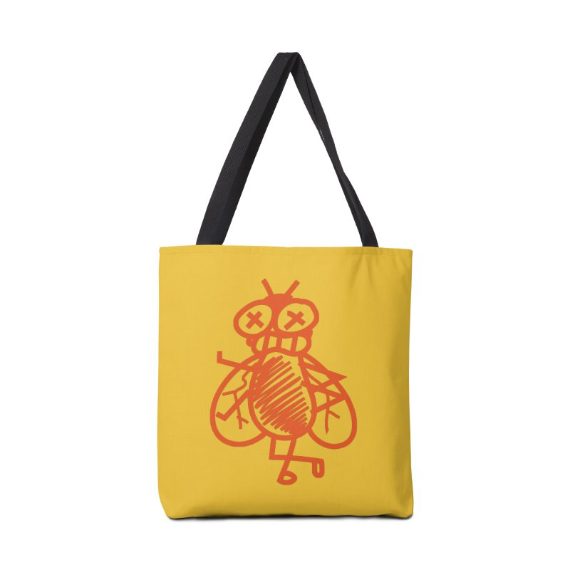 The Fly Accessories Tote Bag Bag by libedlulo