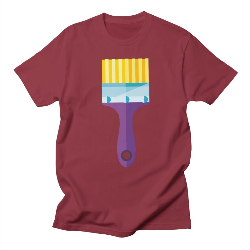 Brush Men's T-Shirt by libedlulo