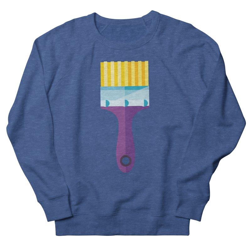 Brush Men's Sweatshirt by libedlulo