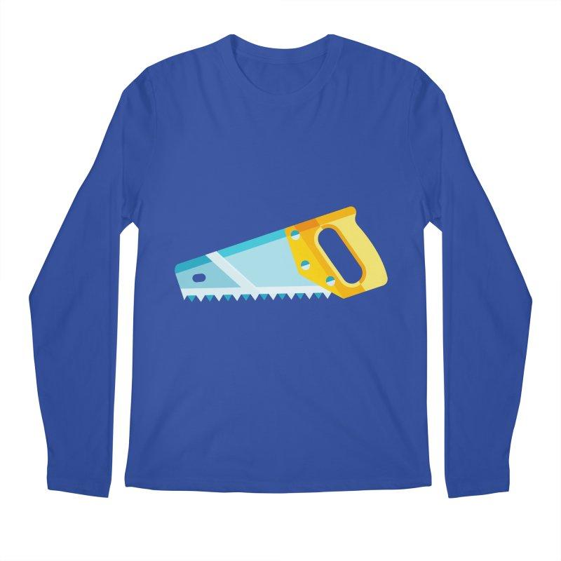 Saw Men's Regular Longsleeve T-Shirt by libedlulo