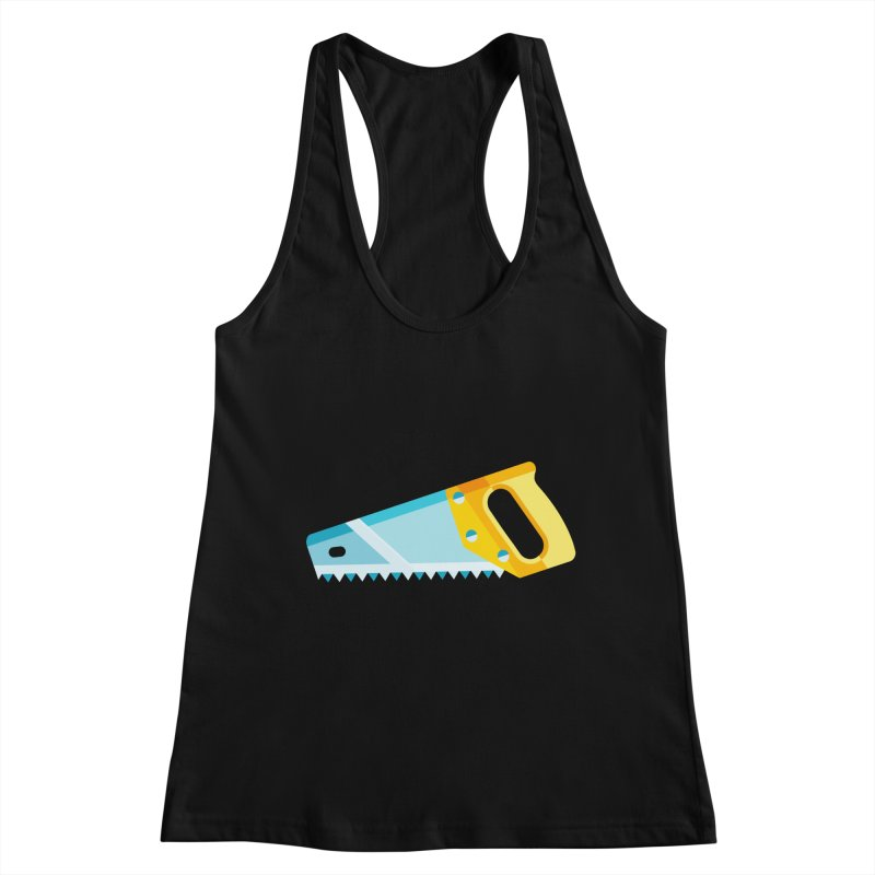 Saw Women's Tank by libedlulo