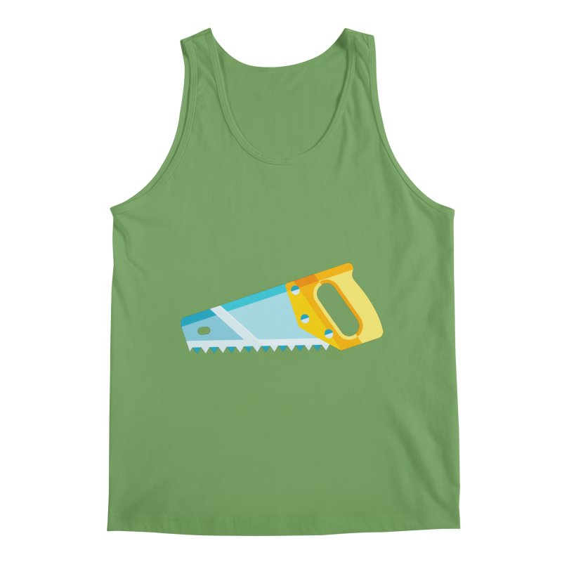 Saw Men's Tank by libedlulo