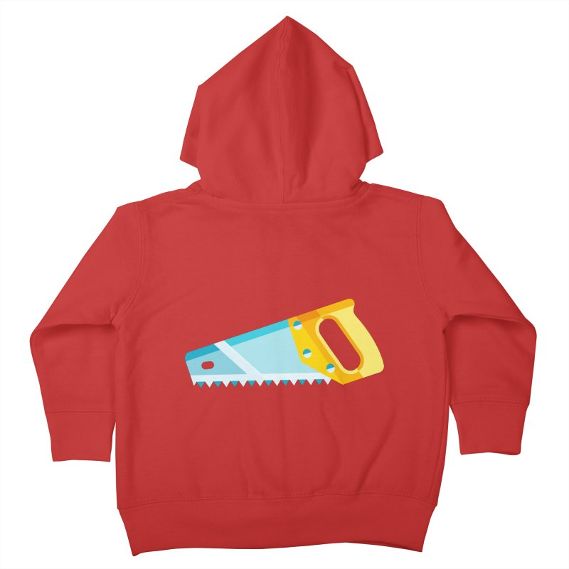 Saw Kids Toddler Zip-Up Hoody by libedlulo