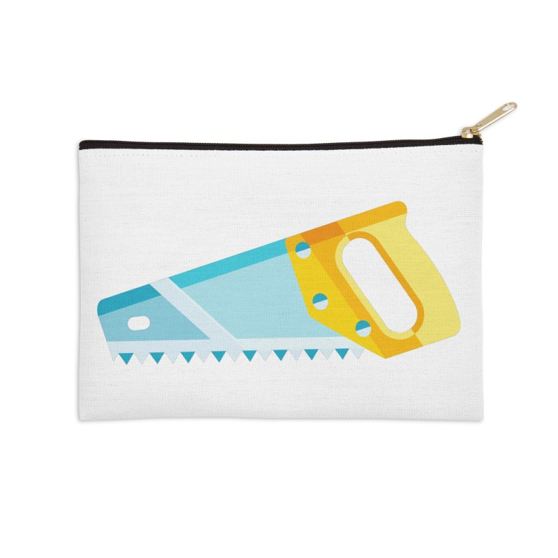 Saw Accessories Zip Pouch by libedlulo