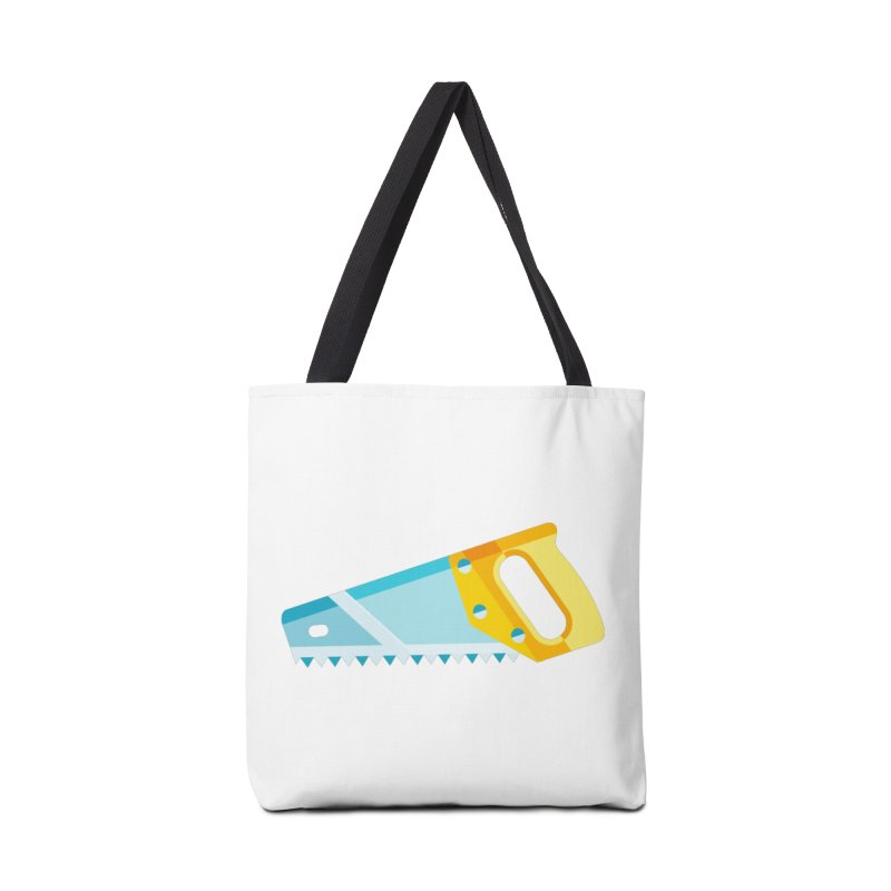 Saw Accessories Tote Bag Bag by libedlulo