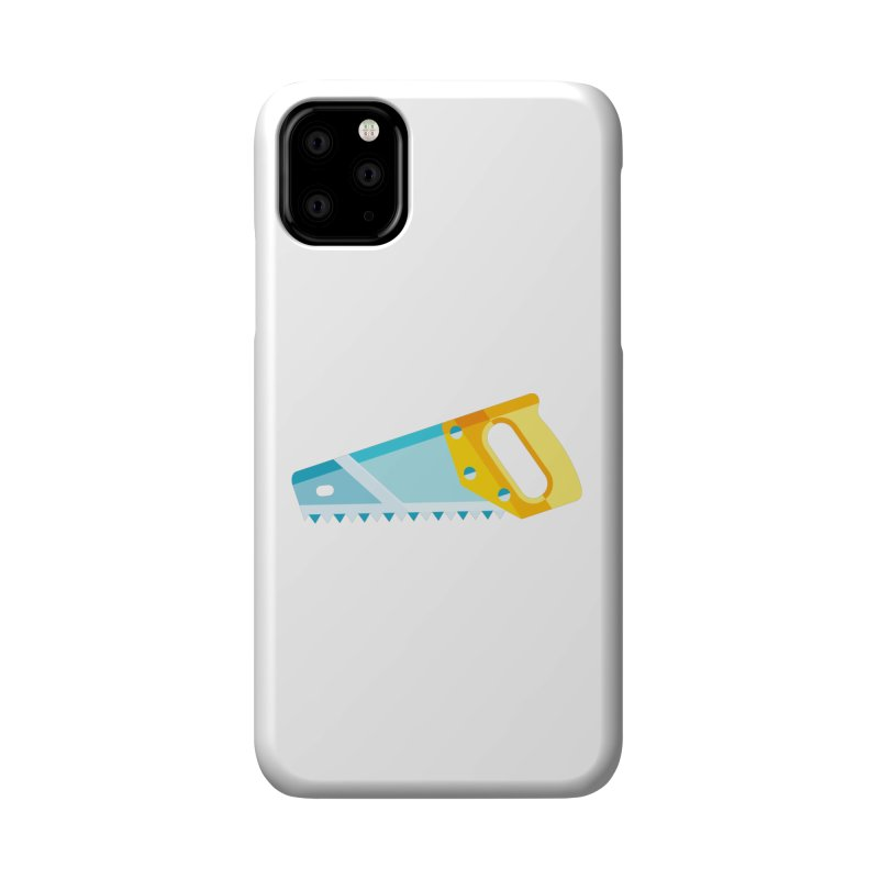 Saw Accessories Phone Case by libedlulo