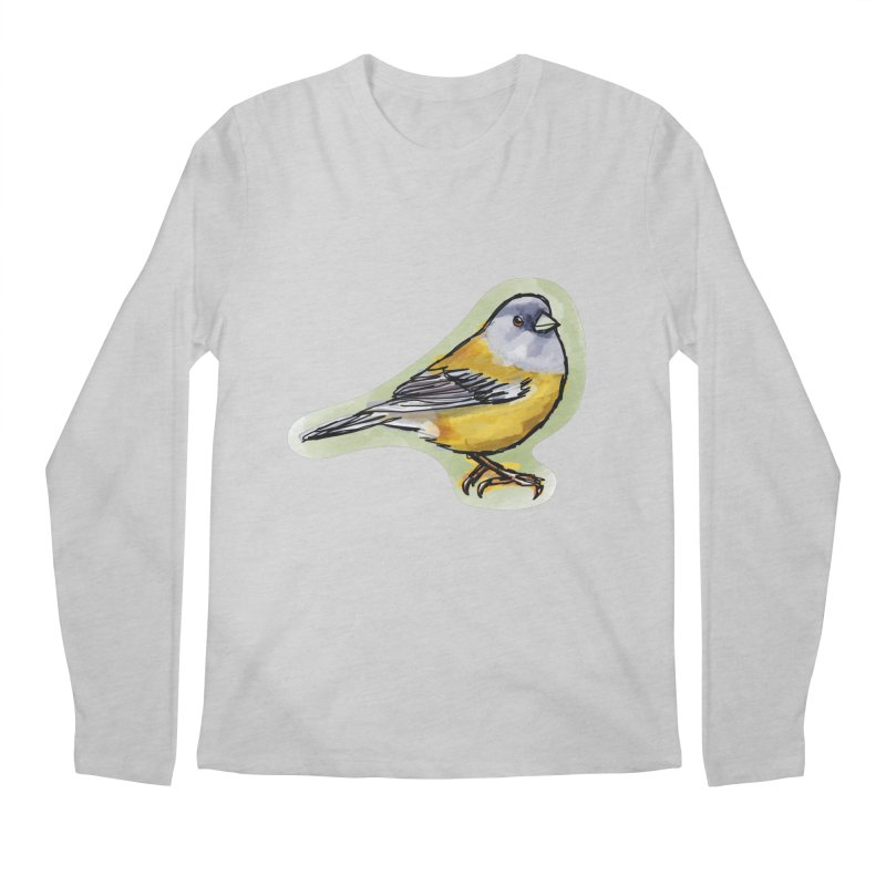 Cometocino Patagonico Men's Regular Longsleeve T-Shirt by libedlulo