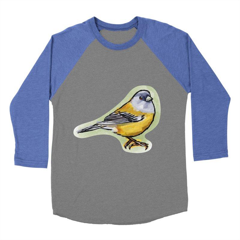 Cometocino Patagonico Men's Baseball Triblend Longsleeve T-Shirt by libedlulo