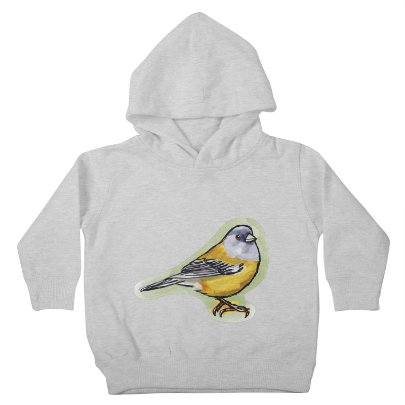 Cometocino Patagonico Kids Toddler Pullover Hoody by libedlulo
