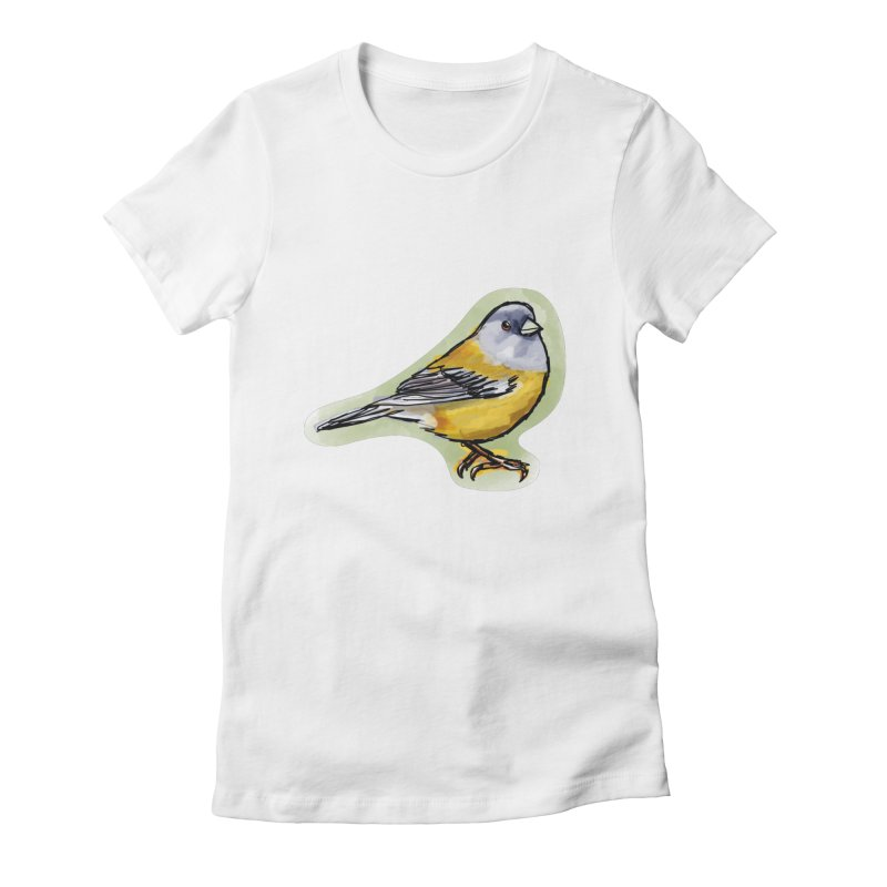Cometocino Patagonico Women's T-Shirt by libedlulo