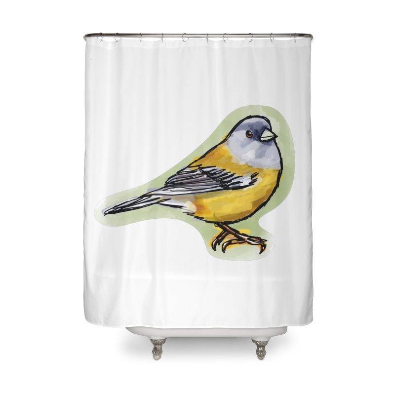 Cometocino Patagonico Home Shower Curtain by libedlulo