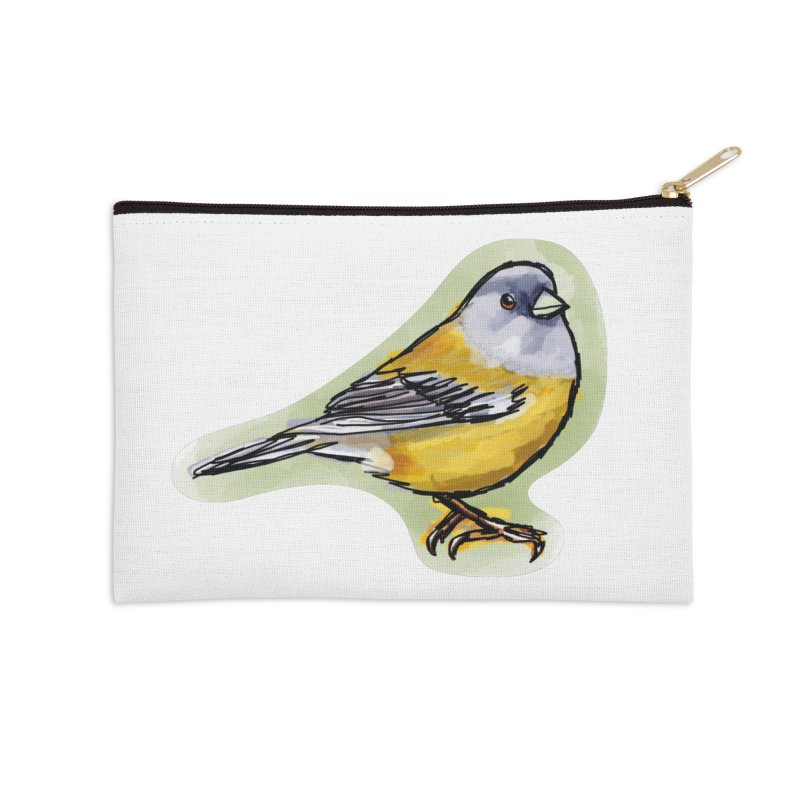 Cometocino Patagonico Accessories Zip Pouch by libedlulo