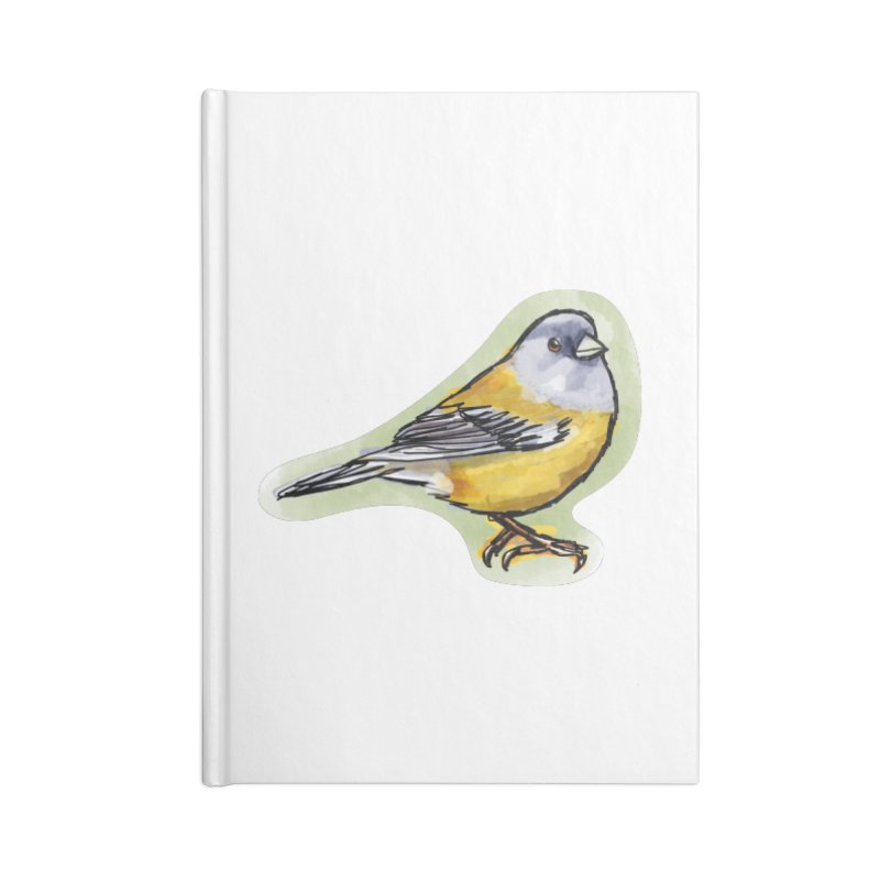Cometocino Patagonico Accessories Lined Journal Notebook by libedlulo