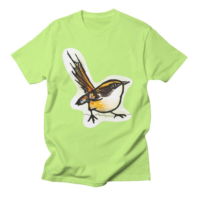 Churrin Bird Men's T-Shirt by libedlulo