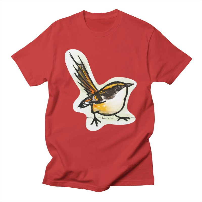 Churrin Bird Men's Regular T-Shirt by libedlulo