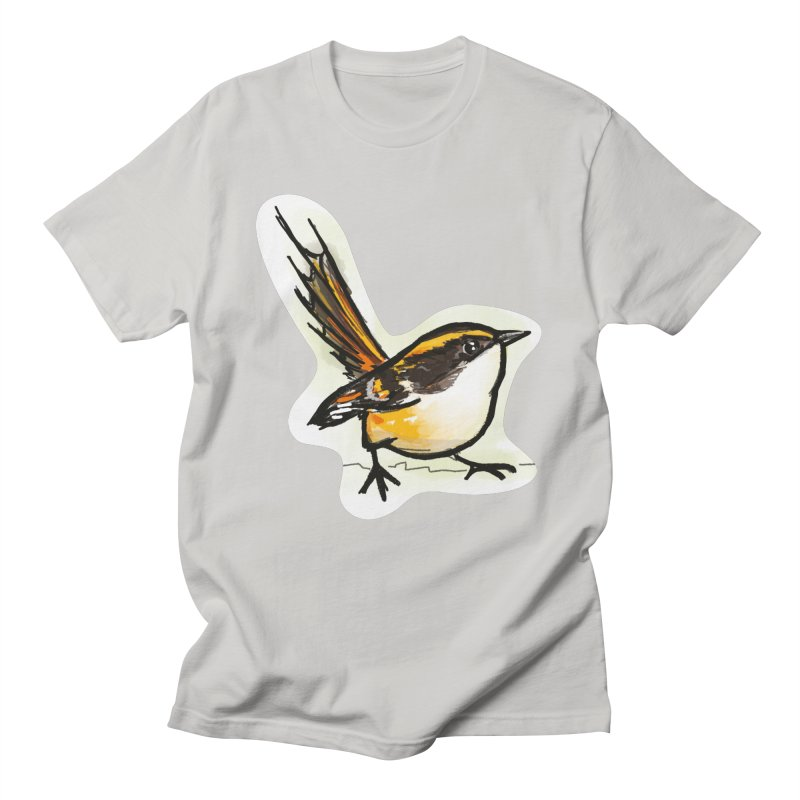 Churrin Bird Women's Regular Unisex T-Shirt by libedlulo