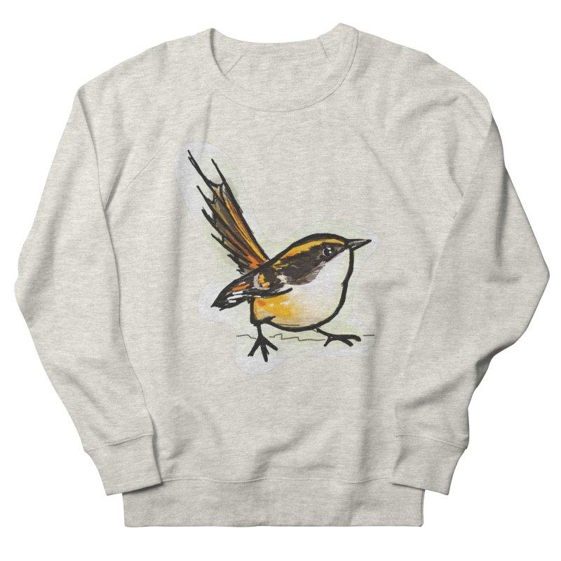 Churrin Bird Women's French Terry Sweatshirt by libedlulo