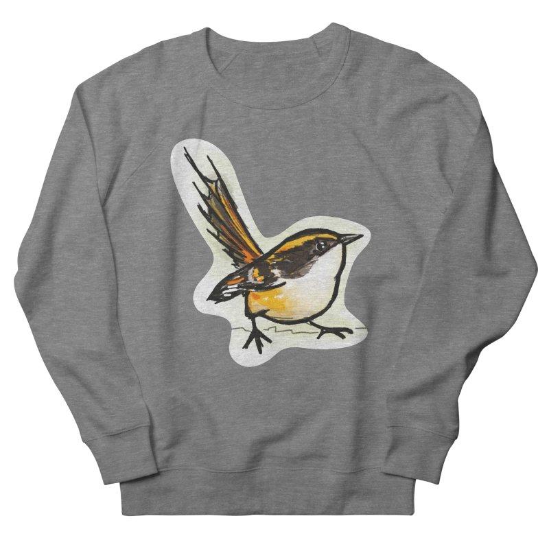 Churrin Bird Men's French Terry Sweatshirt by libedlulo
