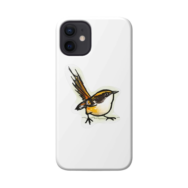 Churrin Bird Accessories Phone Case by libedlulo
