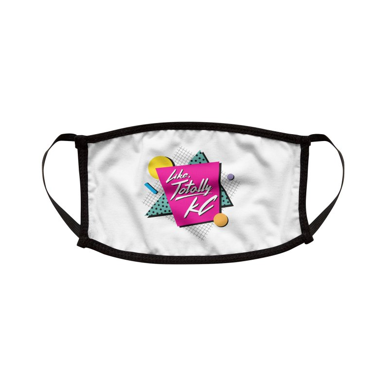 Totally KC Accessories Face Mask by The Pitch Kansas City Gear Shop