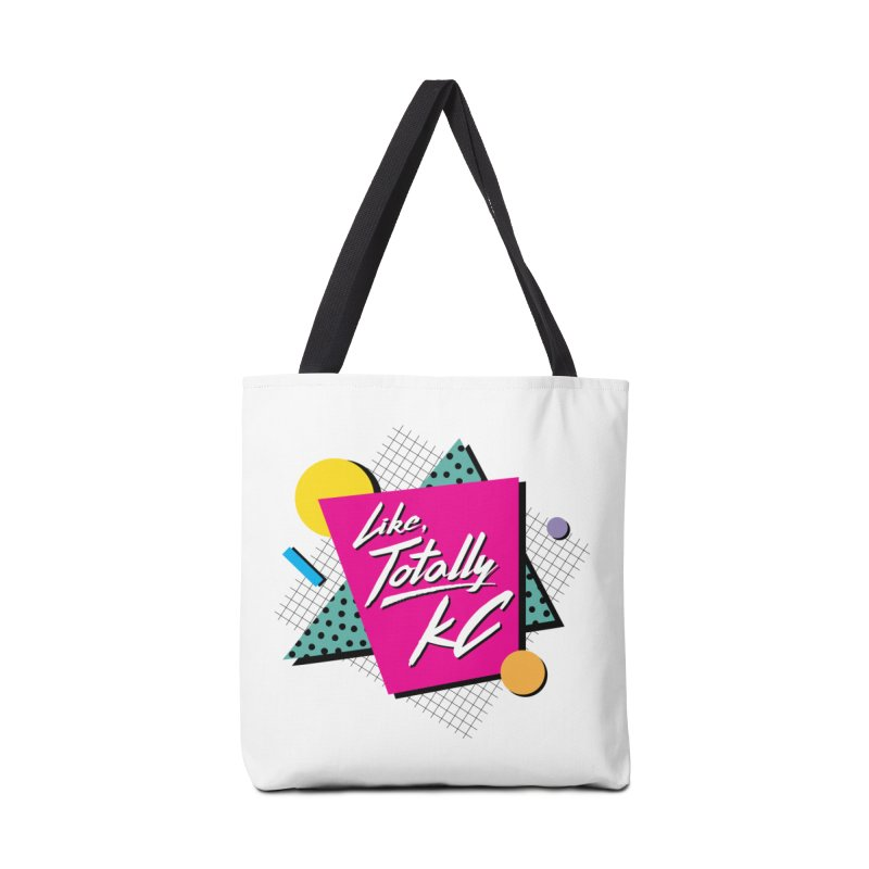 Totally KC Accessories Bag by The Pitch Kansas City Gear Shop