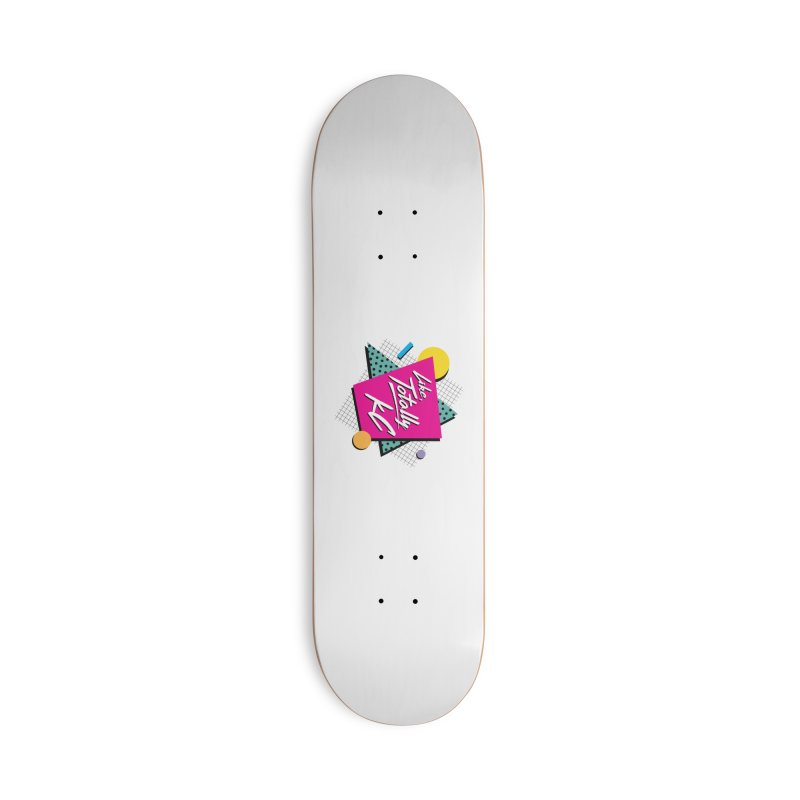Totally KC Accessories Skateboard by The Pitch Kansas City Gear Shop