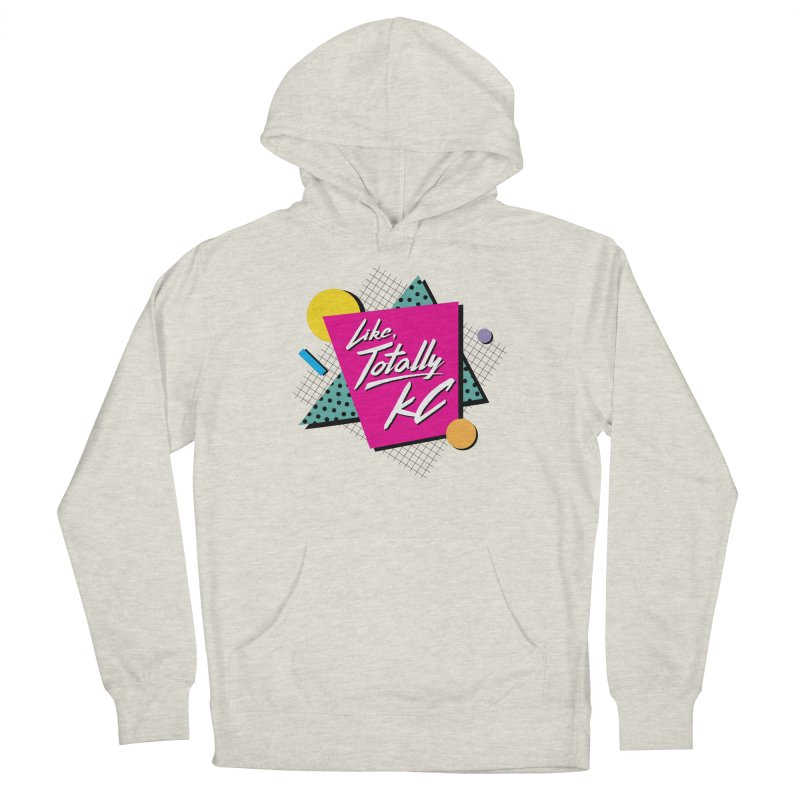 Totally KC Men's Pullover Hoody by The Pitch Kansas City Gear Shop