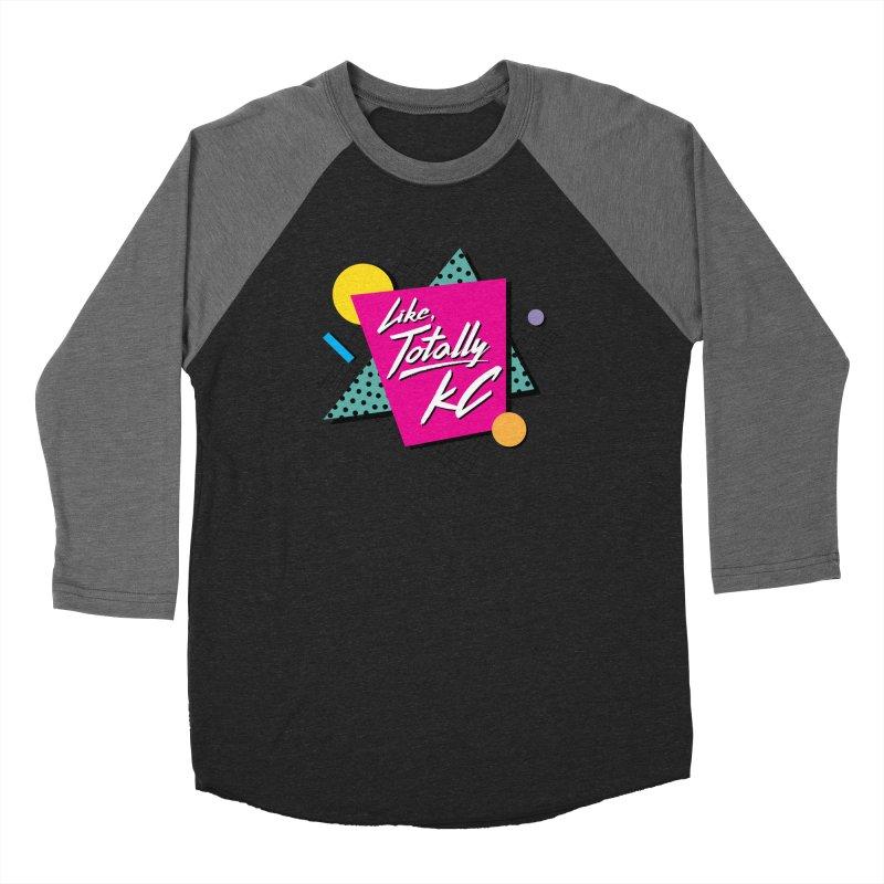 Totally KC Women's Longsleeve T-Shirt by The Pitch Kansas City Gear Shop