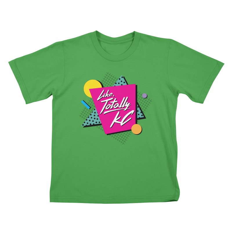 Totally KC Kids T-Shirt by The Pitch Kansas City Gear Shop