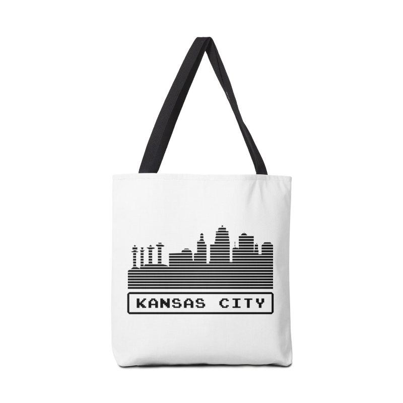 8-Bit KC Accessories Bag by The Pitch Kansas City Gear Shop