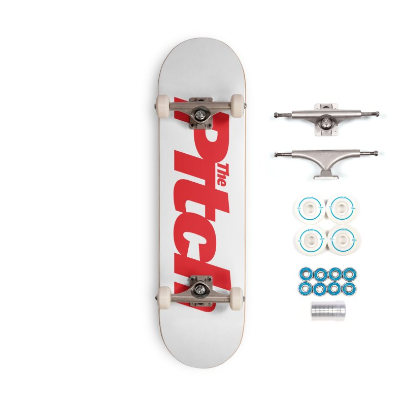 The Pitch Accessories Skateboard by The Pitch Kansas City Gear Shop