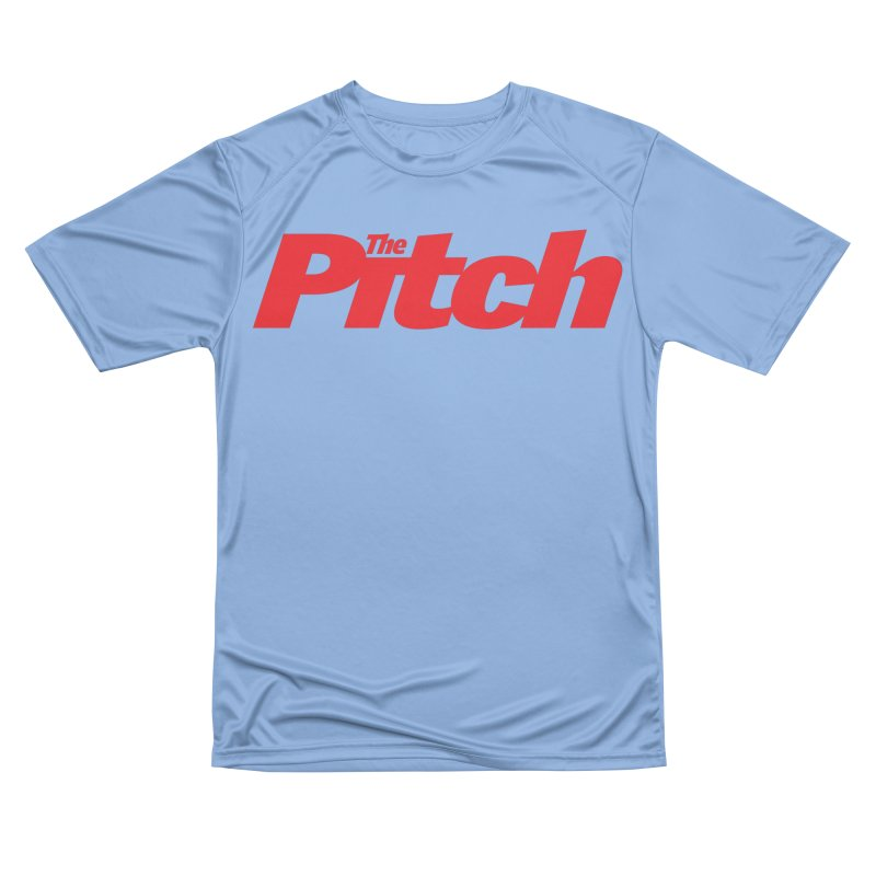 The Pitch Men's T-Shirt by The Pitch Kansas City Gear Shop