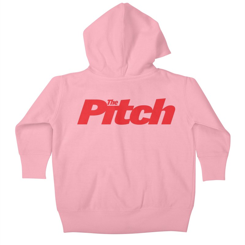 The Pitch Kids Baby Zip-Up Hoody by The Pitch Kansas City Gear Shop