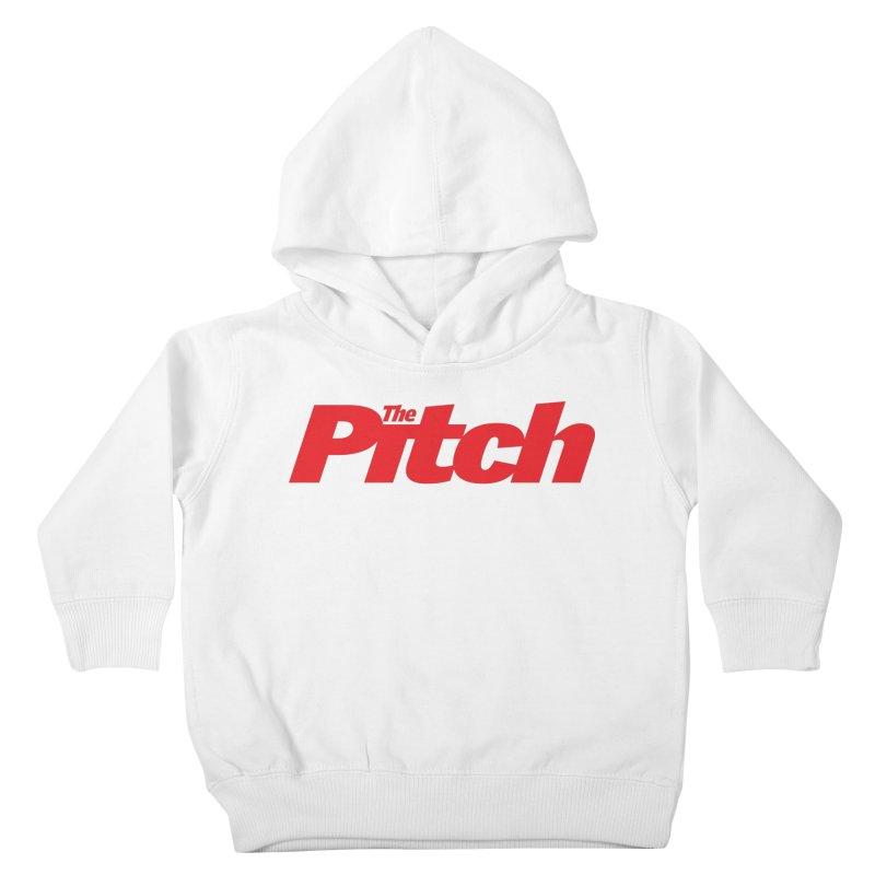 The Pitch Kids Toddler Pullover Hoody by The Pitch Kansas City Gear Shop