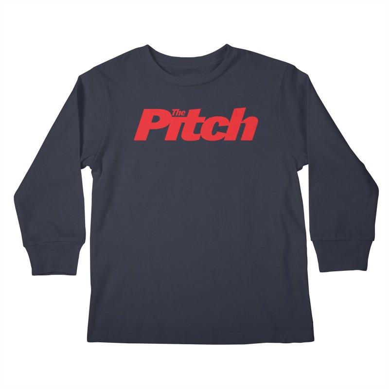 The Pitch Kids Longsleeve T-Shirt by The Pitch Kansas City Gear Shop