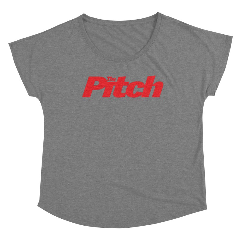 The Pitch Women's Scoop Neck by The Pitch Kansas City Gear Shop