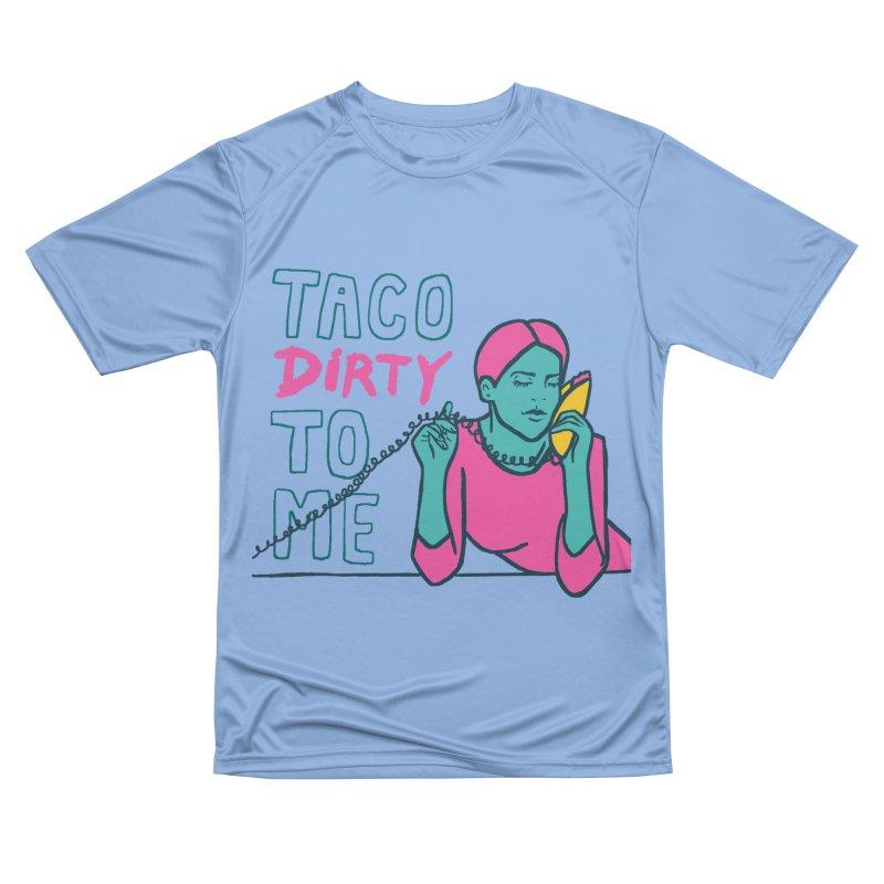 Taco Week - Taco Dirty To Me Men's T-Shirt by The Pitch Kansas City Gear Shop