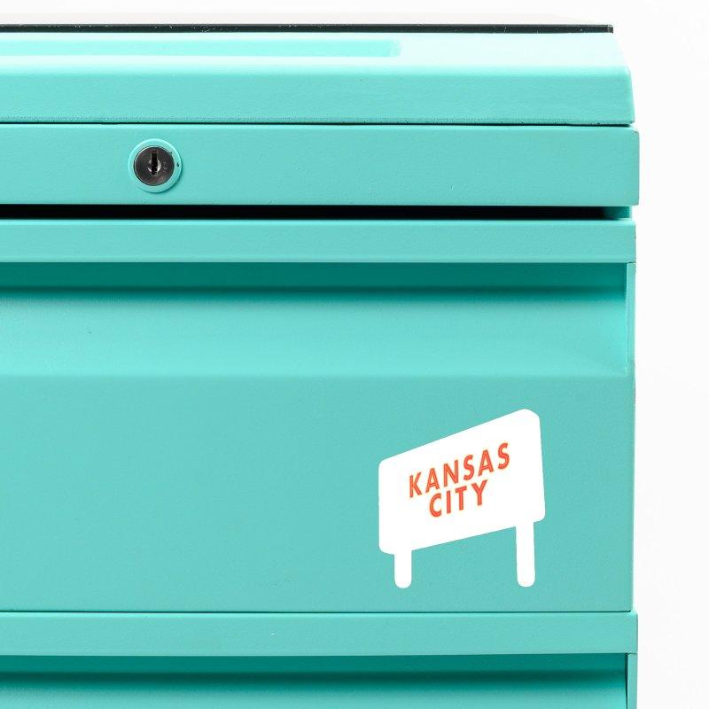 Kansas City Billboard Accessories Magnet by The Pitch Kansas City Gear Shop